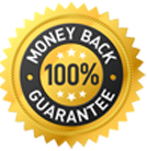 Money back guarantee 03 days